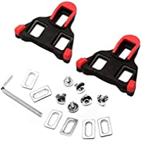 Shimano cleats spd SPD-SL Road Pedal Cleats Dura Ace,Ultegra SM-SH11 SH-10 SH-12 Bike Auto-lock Plate Float Pedal Cleats