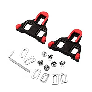 Bicycle Pedal Lock Road Bike Bicycle Self-locking Pedal Plywood Group Riding Equipment for Highway-riding Shoes