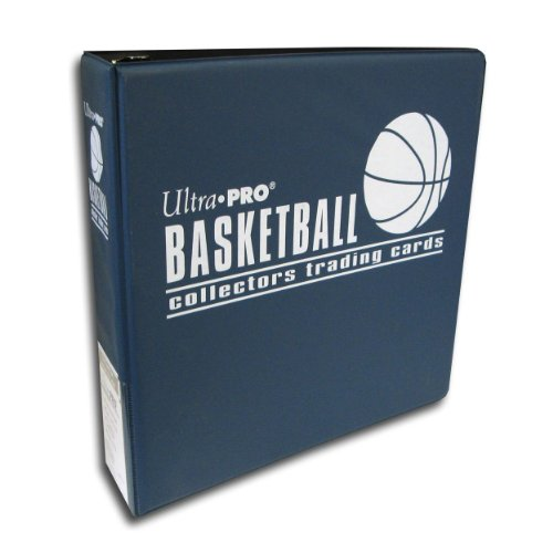 Ultra Pro Blue Basketball Album