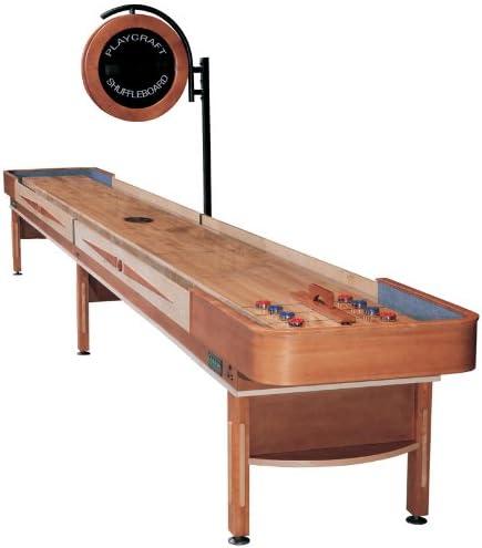 Playcraft Telluride Pro-Style Shuffleboard Table