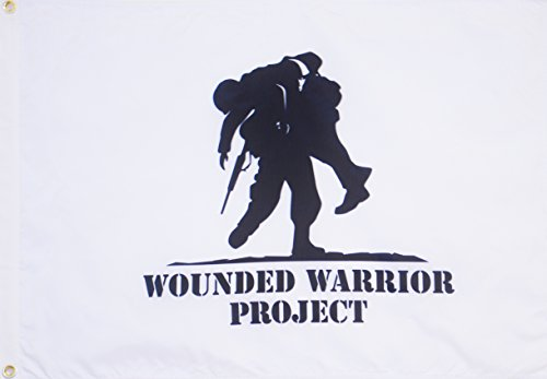 3'x5' Wounded Warrior Project Flag - Nylon