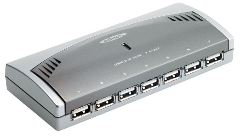 ednet HUB USB 2.0 7 Ports (MJ 2007)