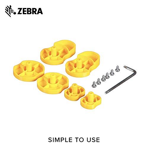Zebra - Ethernet Module Adapter for ZD420 Direct Thermal Desktop Printer - Field Installable by Zebra Technologies (Image #5)