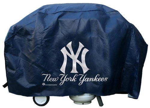 (New York Yankees Deluxe Grill Cover)