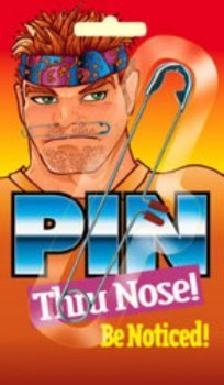 Pin Thru Nose - Pin Thru Nose by