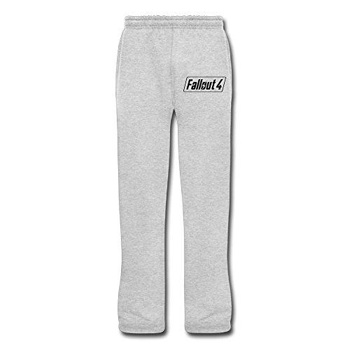 Fallout 4 Logo Online Cool Sweatpants Long Men' Pants Men Jogging Pants