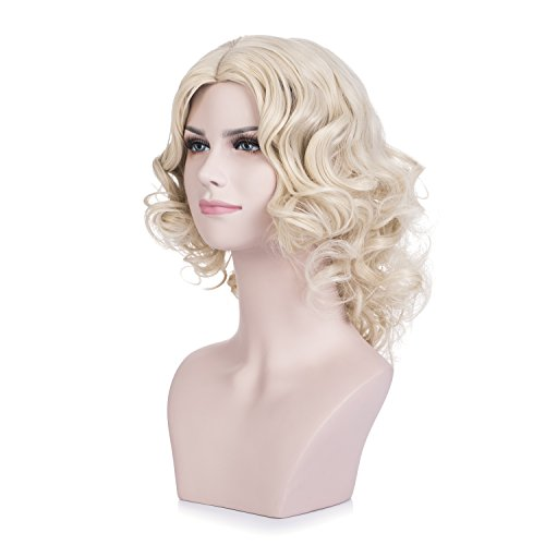 MelodySusie Long Curly Wig