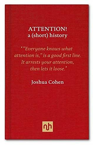 book cover of Attention!
