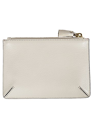 Pochette Femme 922647 Beige HINDMARCH Cuir ANYA wCXxqP5a