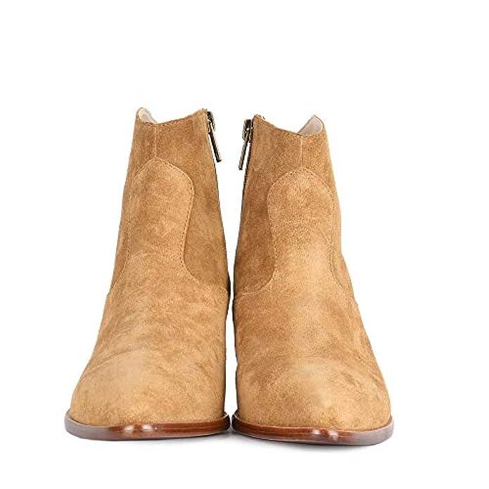 Ash Footwear Heidi Bis Santal Stivaletti Stivaletti In Pelle Scamosciata Marrone Da Donna