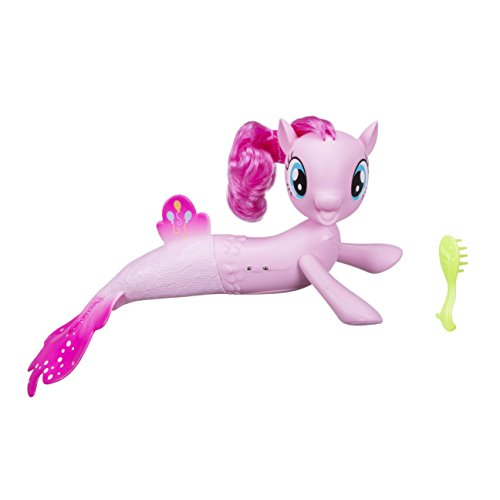 My Little Pony: The Movie Pinkie Pie Swimming Seapony -