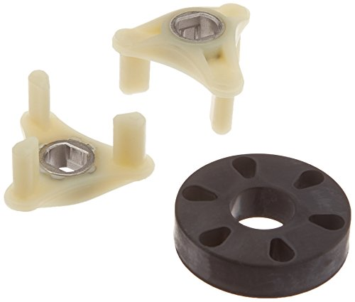 Whirlpool washing machine parts for Washing machine motor coupler replacement