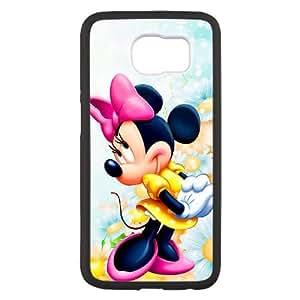 Disney Minnie Mouse QH74EM5 funda Samsung Galaxy S6 teléfono celular caso funda D8GJ5Z2ET
