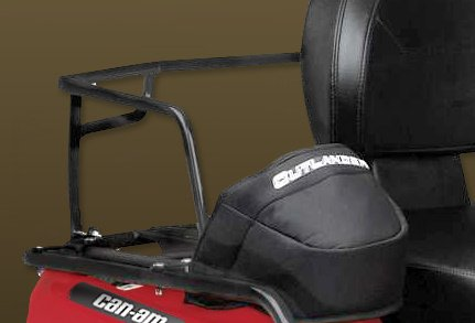 CAN-AM CARE 703500538 ATV Rear Rack Extension