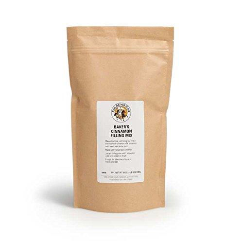 Cinnamon Swirl Bread - King Arthur Flour Baker's Cinnamon Filling - 24 oz.
