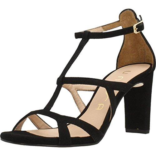 UNISA Sandales, Couleur Noir, Marque, modèle Sandales SALCE Se Noir Noir