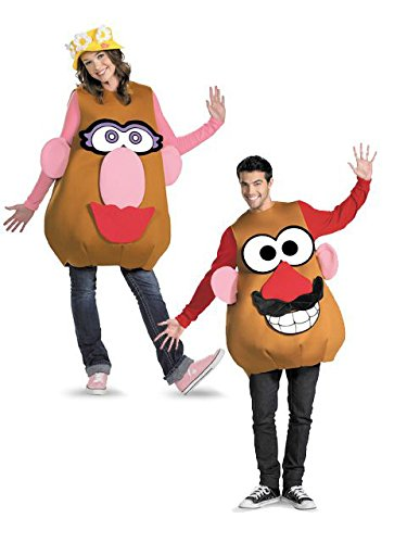 Mr. Or Ms. Potato Head Unisex Adult Costume]()