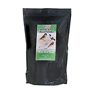 JiMMy Refill Your Bird Feeder Wild Bird Food (4.5 Kg)