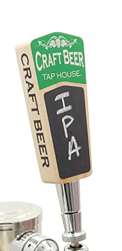 Gear Custom (Short Chalkboard Tap Handle - Green)
