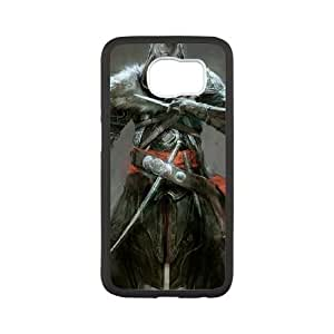 Assassin'S Creed Samsung Galaxy S6 Cell Phone Case Black Phone Accessories JS9K1191