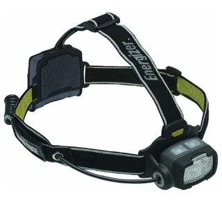 Energizer LED Headlight, 3 AA, Black and Gray