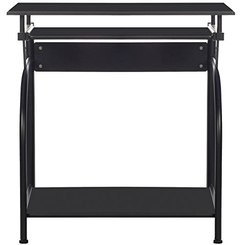 046854169432 - OneSpace 50-1001 Stanton Computer Desk with Pullout Keyboard Tray carousel main 2