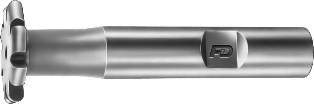 1//32 X 3//4 X 1//2 HIGH SPEED STEEL CONVEX CUTTER 2006-0401