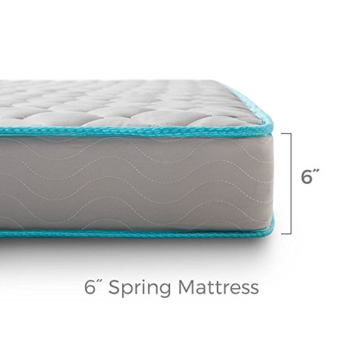 Linenspa 6 Inch Innerspring Mattress Computers Features