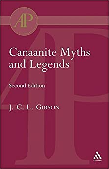 Canaanite Myths and Legends (Academic)