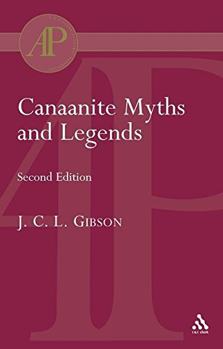 Canaanite Myths and Legends (Academic Paperback)