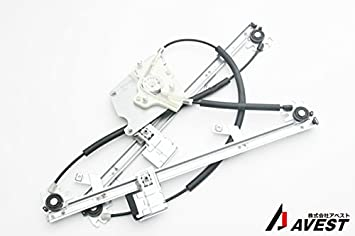 For W463 G CLASS G55 G500 G550 Window Regulator w//o motor Rear Left