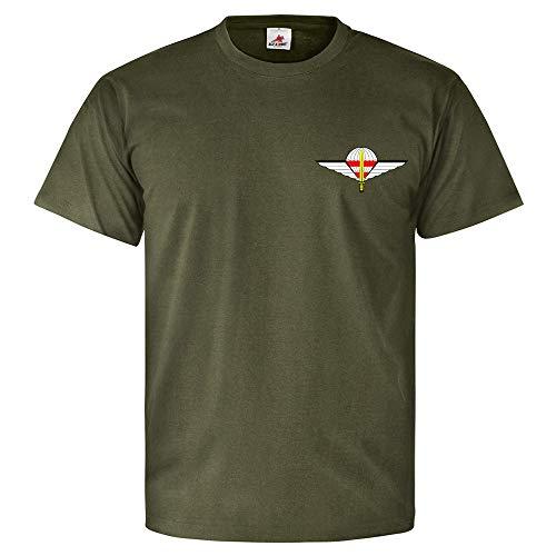 Unit Commando T-shirt - Hunting Commando Veteran Badge Army Austria Ranger Vienna Special Unit