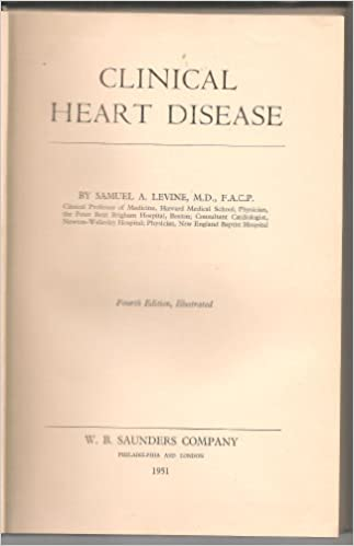 Image result for levine clinical heart disease