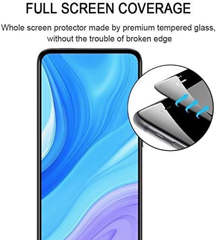 LGYD 25 PCS AG Matte Anti Blue Light Full Cover Tempered Glass for Huawei Mate 20 X