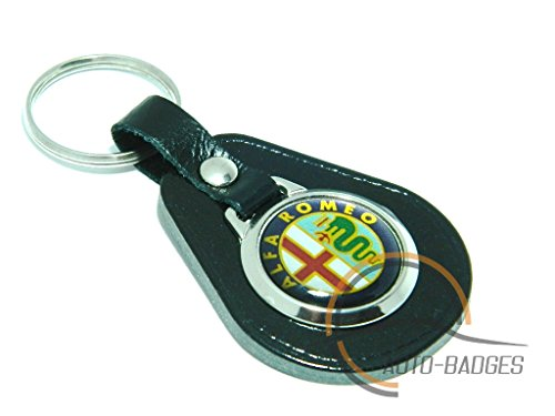 Porte-clés Alfa Romeo