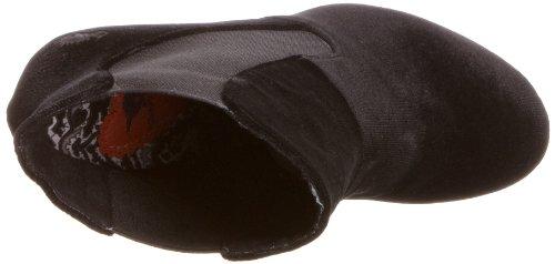 Rocket Dog Ctas Speciality - Botas de material sintético mujer negro - negro