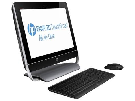 HP ENVY TouchSmart 20-d280 All-in-One PC C7Q97AV-ADCQ(i5/500G/8G/Tunerx2/BD/Win8)   B00G91XHRC