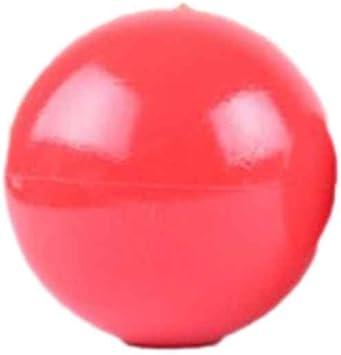 Pelota roja indestructible de goma para entrenamiento de mascotas ...