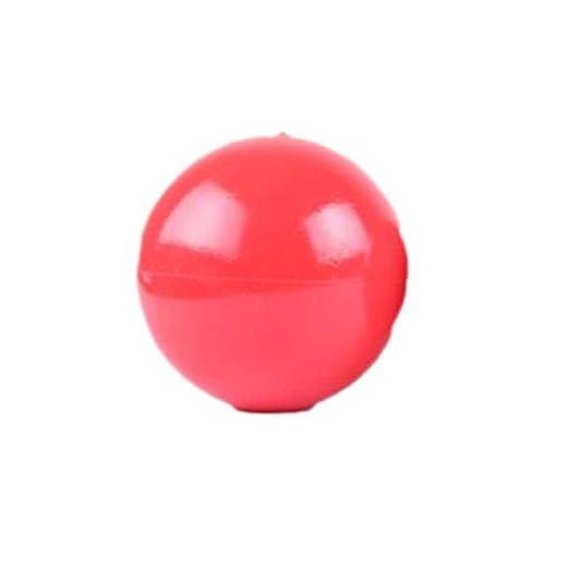Desconocido Windy5 - Pelota roja Indestructible de Goma para ...