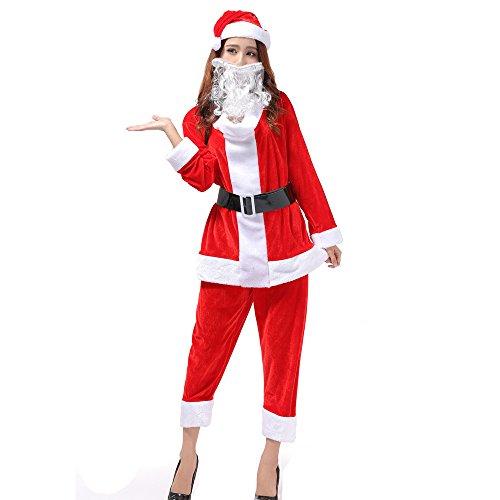 Kingh (Mrs Claus Costume Naughty)