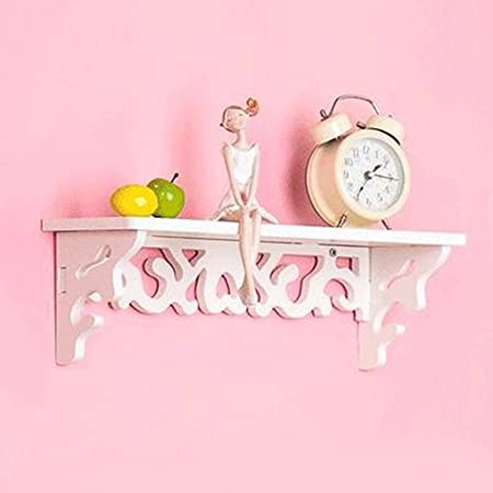 Gemini_mall® Chic Style Floating Wall Shelves Bookshelf White Wall ...