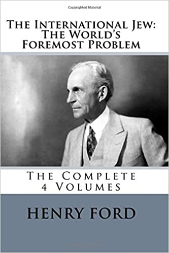 Image result for henry ford international jew
