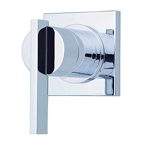 Danze D560944T Sirius Single Handle Trim Kit for 3/4-Inch Volume Control/Shut-Off Valve or 3-Port/4-Port Shower Diverter, Valve Not Included, Chrome by Danze (Image #1)