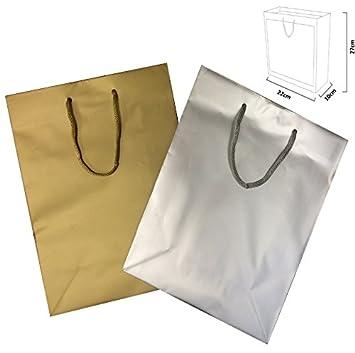 40 lujo favor presente regalo bolsas - tamaño grande ...