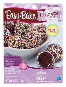 Easy Bake Oven Chocolate Truffle Mixes 6 Oz by Easy Bake