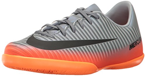 Nike MercurialX Jr. Victory VI CR7 Little/Big Kids' Indoor/Court Soccer Shoe (5 Big Kid M)