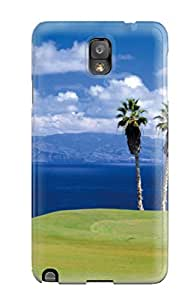 For Galaxy Note 3 Protector Case Tenerife Holidays Phone Cover