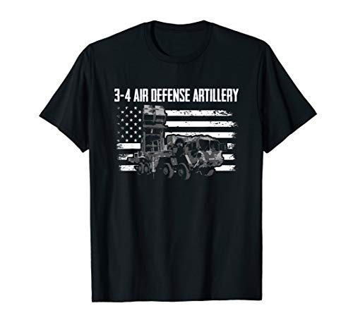 3-4 ADA 31st Air Defense Artillery Brigade T-Shirt