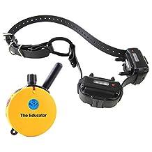 Educator ET-400TS Plus Dual Receiver E-Collar 3/4 Mile Remote Dog Trainer
