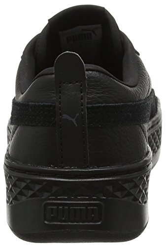 Top Smash Low Black L Puma Puma Women's Platform puma Black Sneakers qAwaS6US